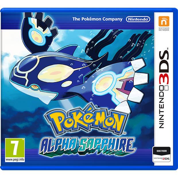 Pokemon alpha sapphire - nintendo 3ds