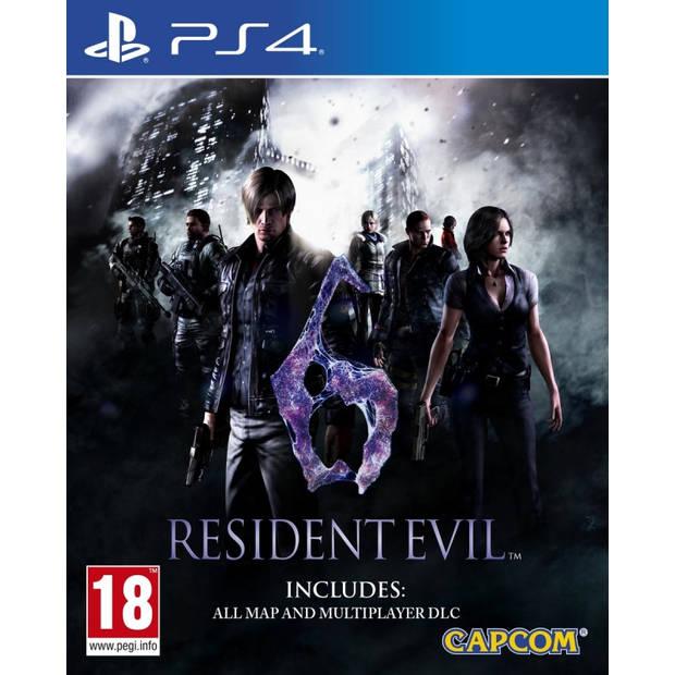Resident evil 6 remastered - ps4
