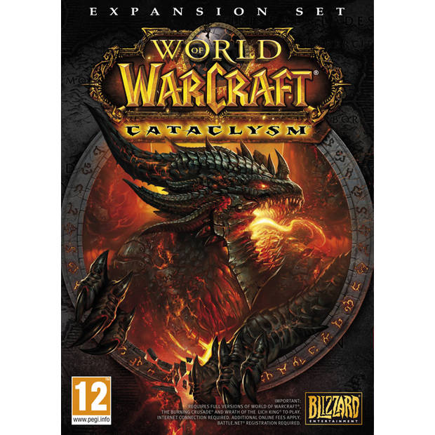 World of warcraft cataclysm - pc gaming