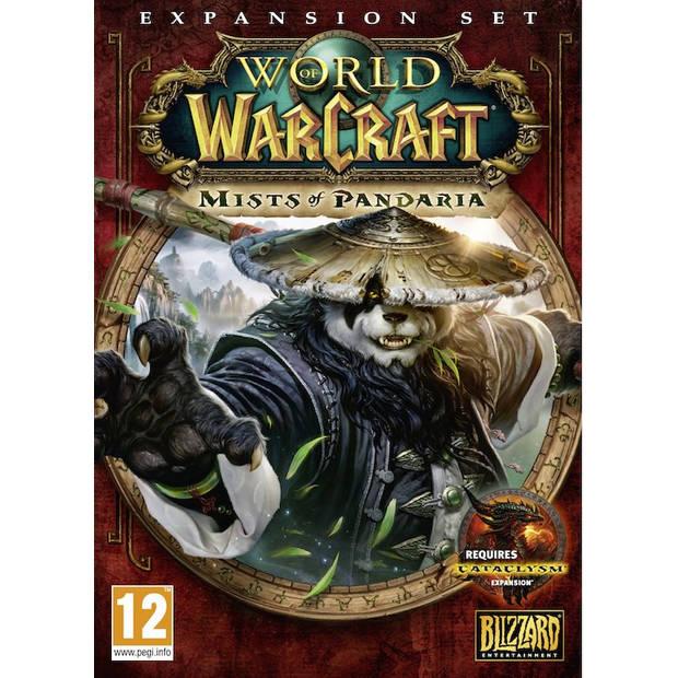 World of warcraft mists of pandaria - pc gaming