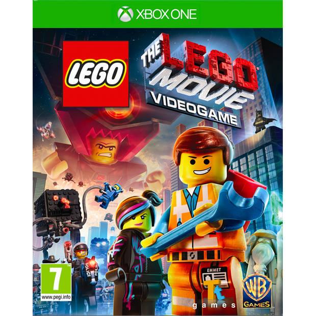 Lego movie the videogame - xbox one