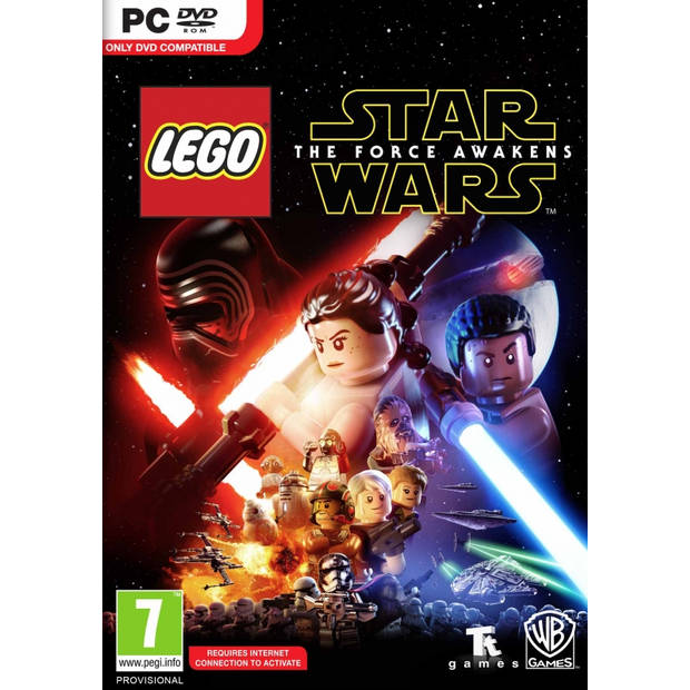 Lego star wars: the force awakens - pc gaming