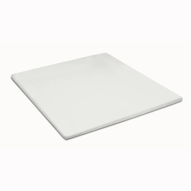 Damai Multiform Double Jersey Topper Hoeslaken Ivoor-180 x 200/210 cm