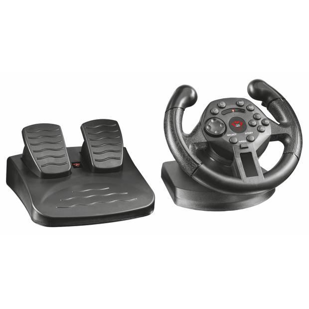Trust trust gxt 570 compact vibration racing wheel