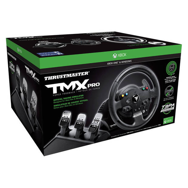 XBox One Thrustmaster TMX Pro racestuur