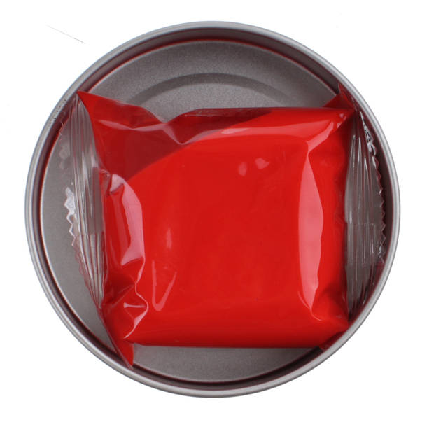 Johntoy Smart Putty Primary Colors 8 cm rood