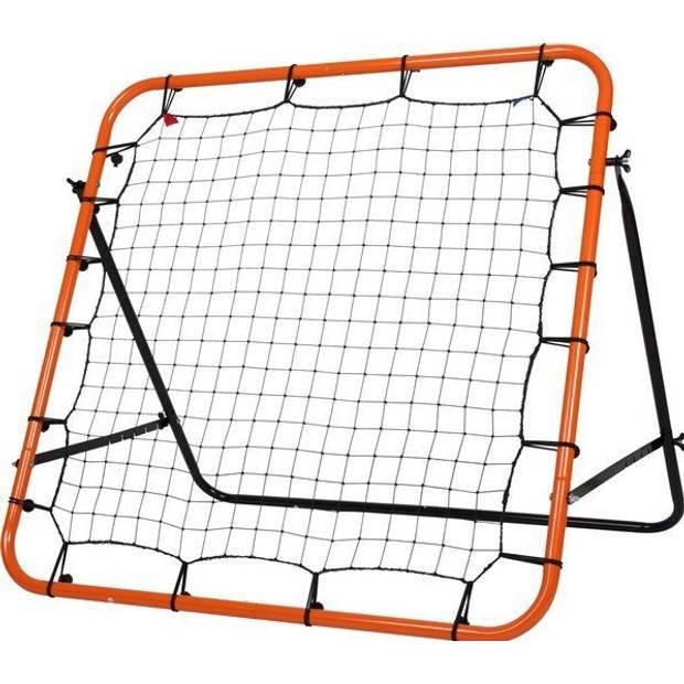 Stiga voetbal rebounder kicker 100x100 cm