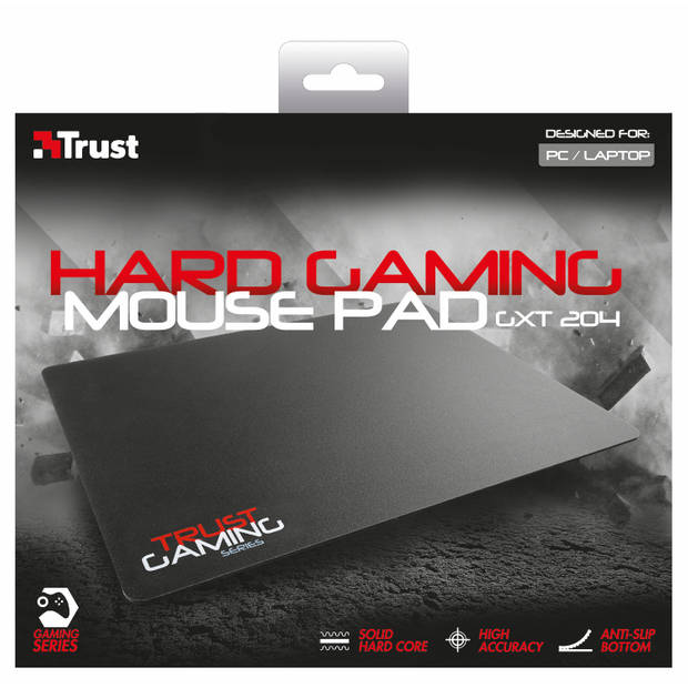 Trust trust gxt 204 hard gaming mouse pad