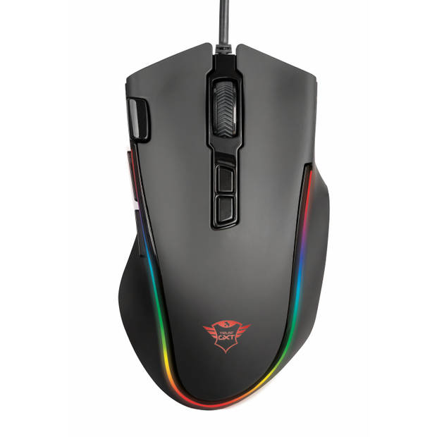 Trust trust gxt 188 laban rgb gaming mouse