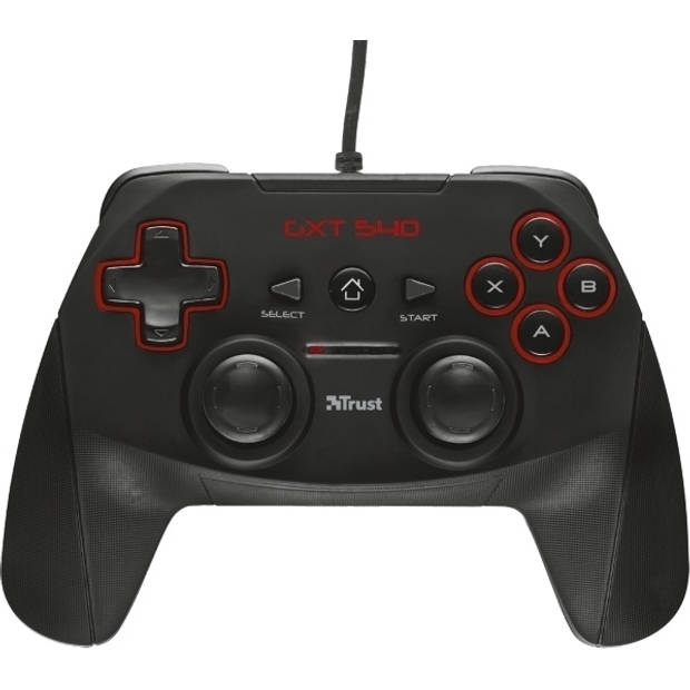 Trust gxt540 wired gamepad - pc gaming + ps3