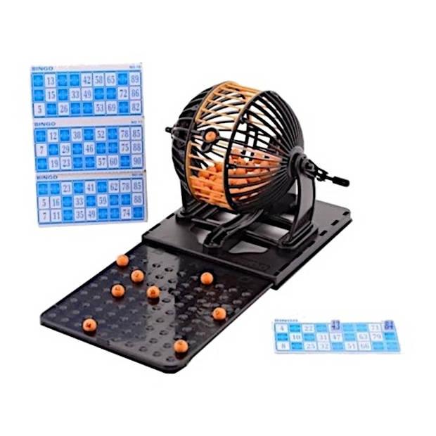 Johntoy bingo spel met rad