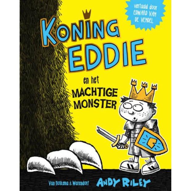 Koning Eddie En Het Machtige Monster - Koning