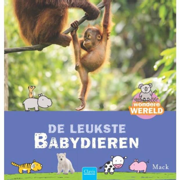 De leukste babydieren - Wondere wereld