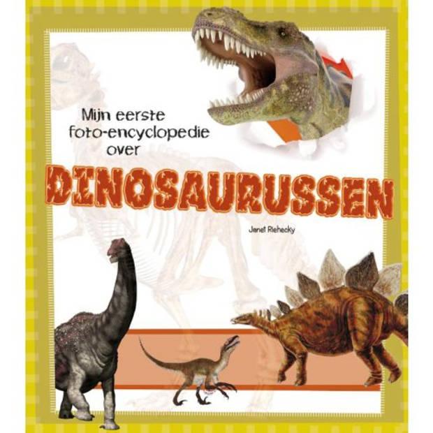 Dinosaurussen - Mijn eerste foto encyclopedie