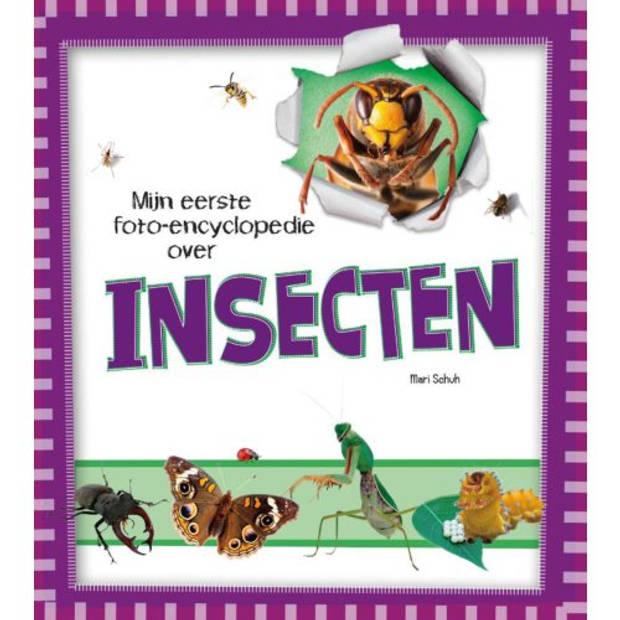 Insecten - Mijn Eerste Foto Encyclopedie