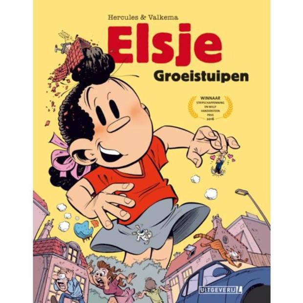 Groeistuipen - Elsje