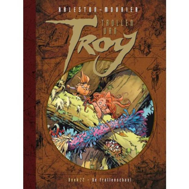 De Trollenschool - Trollen Van Troy