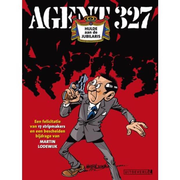 Hulde aan de jubilaris - Agent 327
