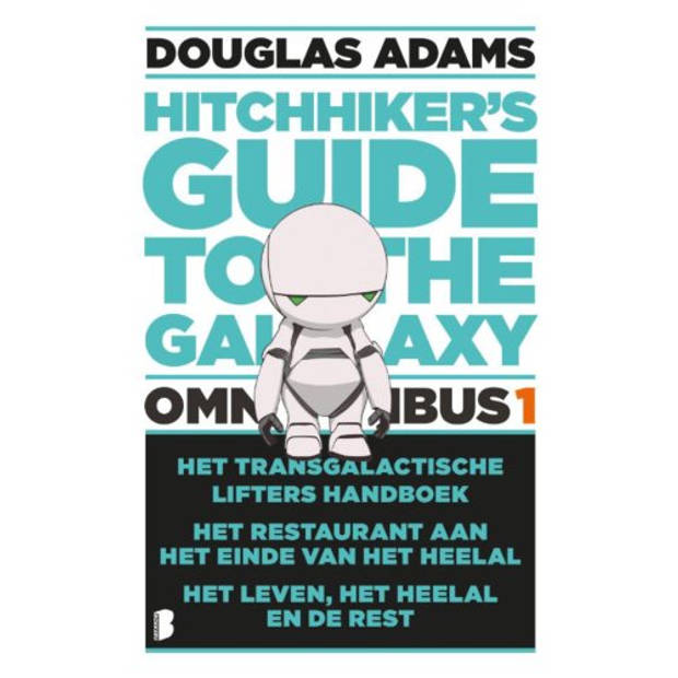The Hitchhiker's Guide To The Galaxy - Omnibus 1 -