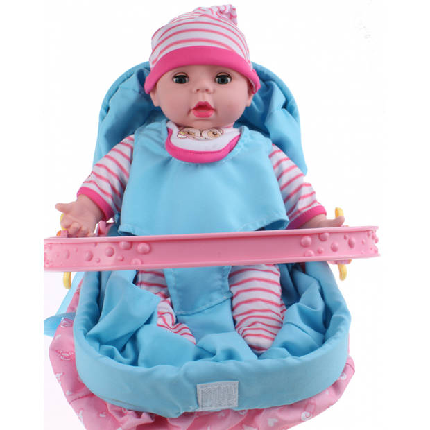 Toi-toys babypop in minicosi