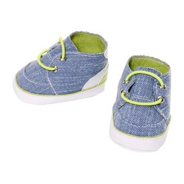 Baby born Sneakers blauw 6,5 x 3 x 4 cm