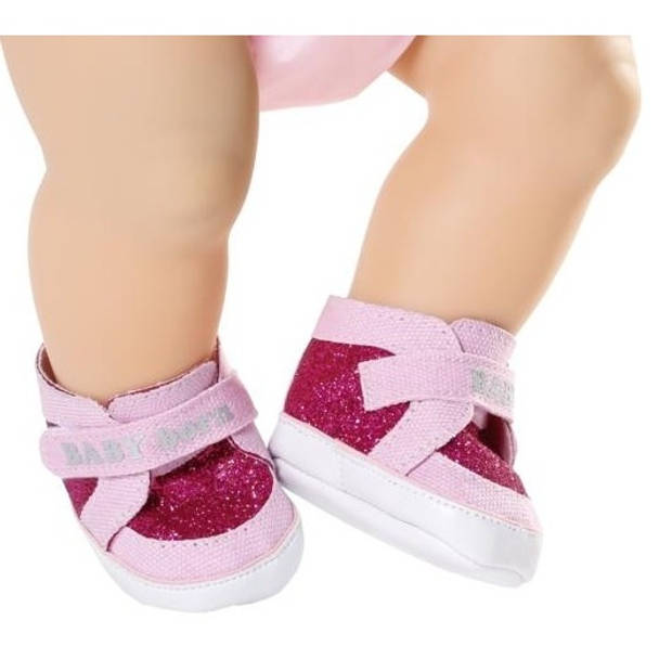 Zapf Creation Baby Born Sneakers roze 6,5 x 3 x 4 cm