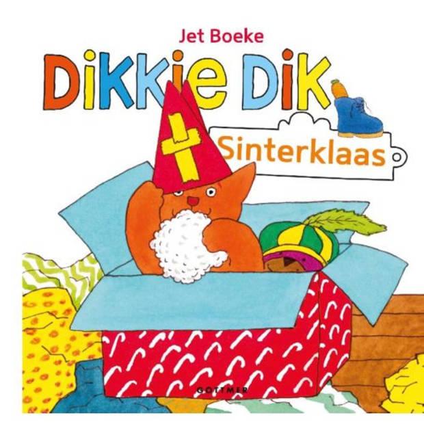 Dikkie Dik Sinterklaas (Display 10 Exx.)