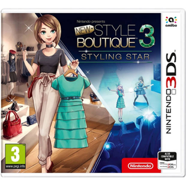 3DS New Style Boutique 3 Sterstyliste