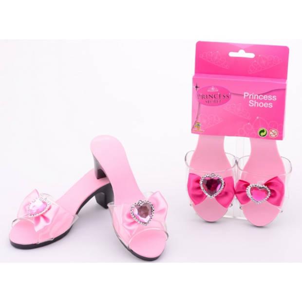 Roze prinsessen schoentjes - Speelgoed - Poppenkleding