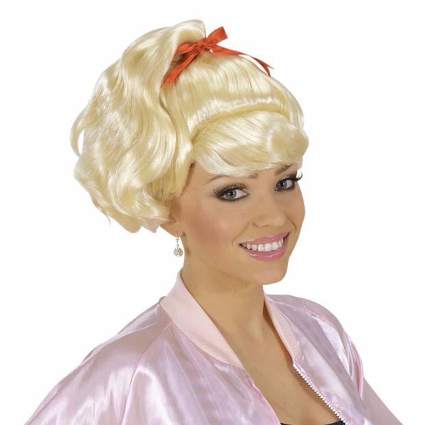 Blonde pruik Sweet Sandy