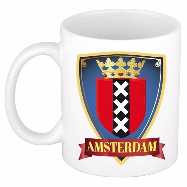 Wapen van Amsterdam beker / mok 300 ml