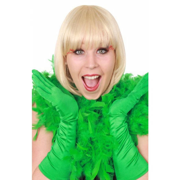 Groene boa 180 cm