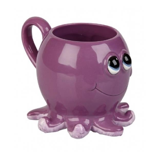 Octopus mok 10 cm