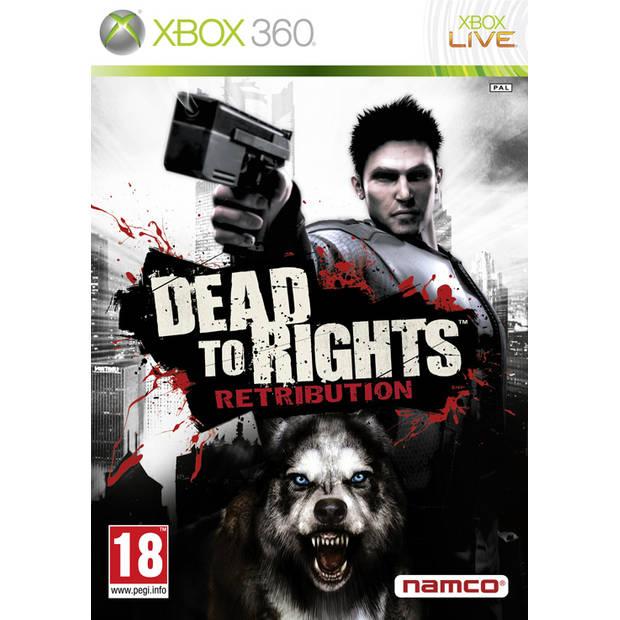 Dead to rights 3 retribution - xbox 360