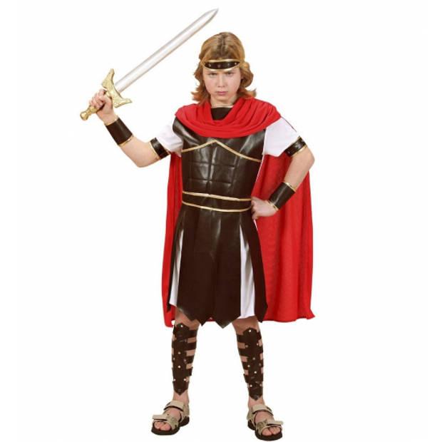 Koning zwaard met gouden handvest 68 cm