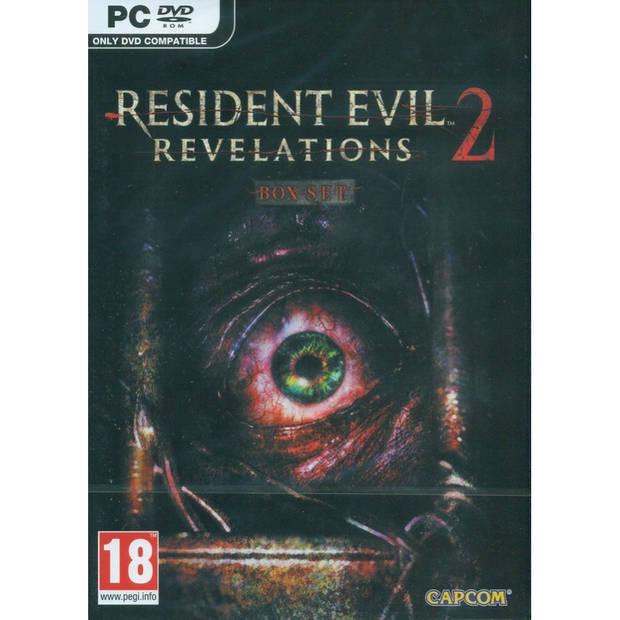 Resident evil revelations 2 - pc gaming