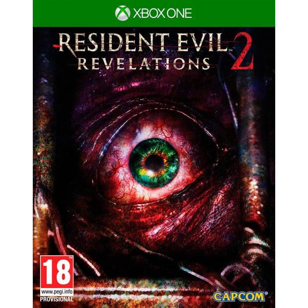 Resident evil revelations 2 - xbox one