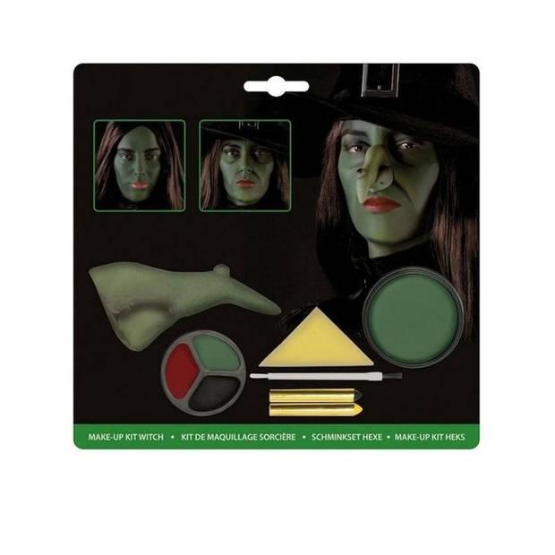 Heksen schmink set
