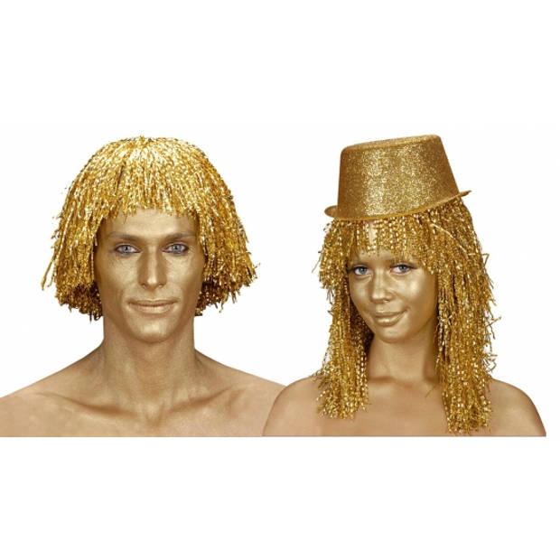 Make-up tube goud 28 gram