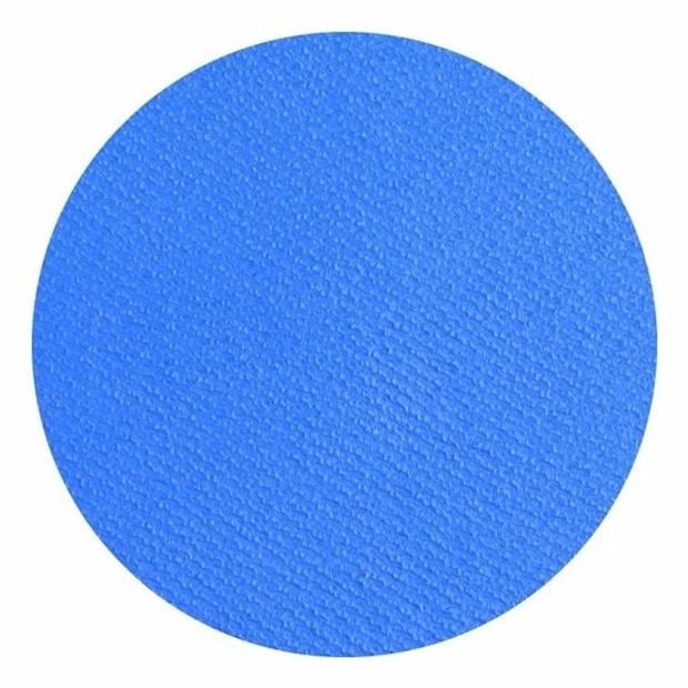Superstar schmink licht blauw