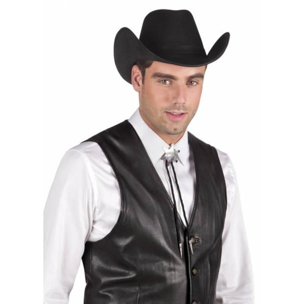 Sheriff ketting zilveren ster