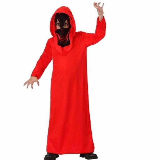 Halloween duivels kostuum voor kinderen 140