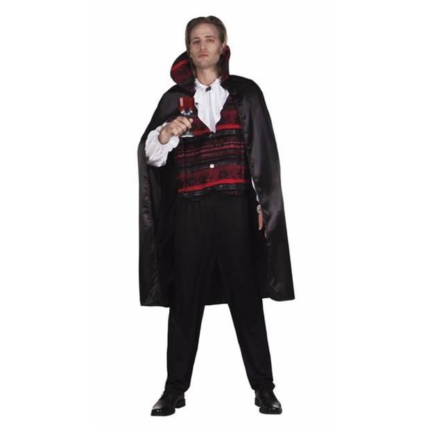 Vampier heren verkleedkleding Vampire Emperor 54/56 (L/XL)