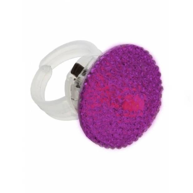 LED ring met rondje