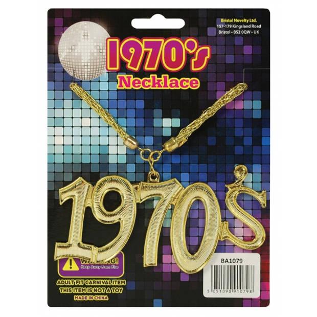 Disco Seventies ketting 1970