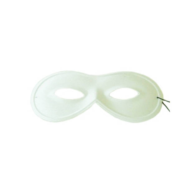 Wit oogmasker Farfalla