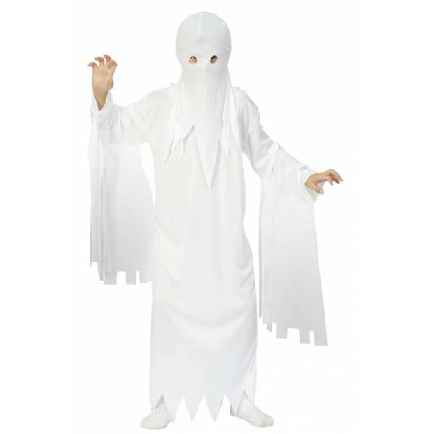 Spook kostuum voor kinderen 116 - 4-6 jr