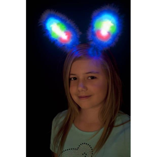 Lichtgevende bunny oren