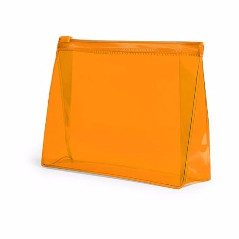 Korting Mini Toilettas Oranje 17 Cm