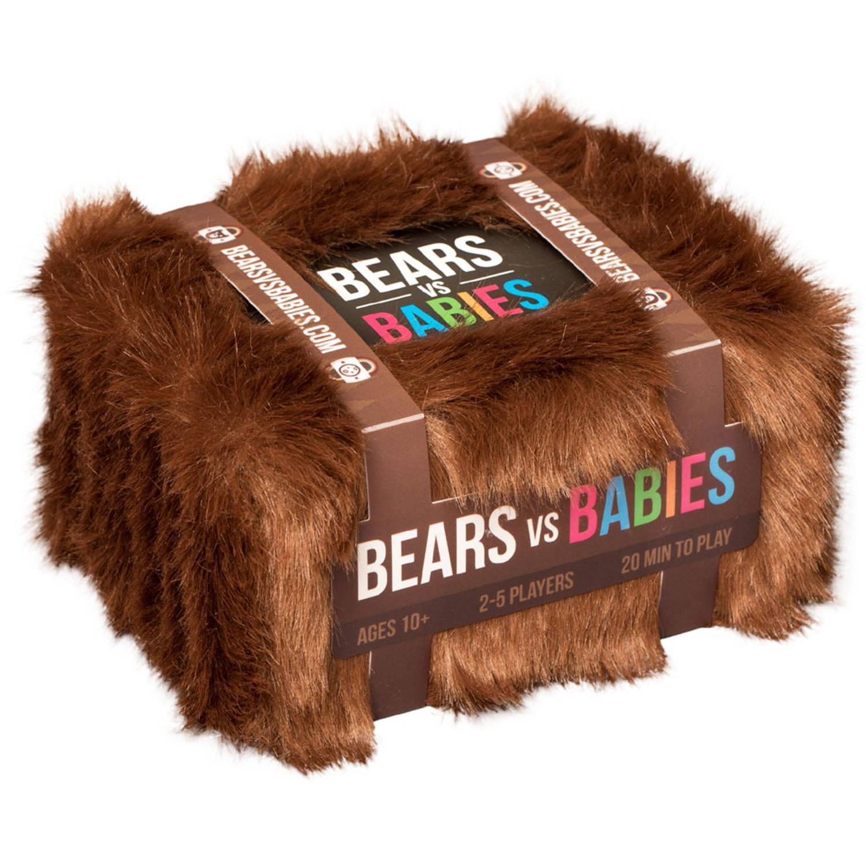 Afbeelding van Bears vs Babies - Engelstalig